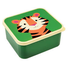 Teddy the Tiger Lunch Box