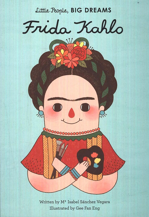 Frida Kahlo by Vegara, Isabel Sanchez