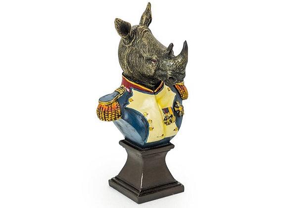 Regal Rhino Bust Figure