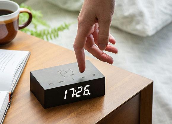 Funky Flip Click Clock (Black)