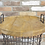 Thumbnail: Quirky Basket Coffee Table With Wooden Top