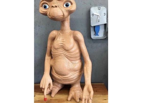 Fantastic, Quirky Model Of ET