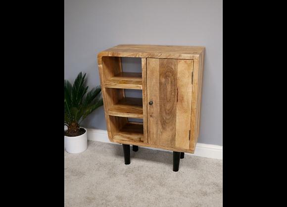 Mango Wood Storage Cabinet