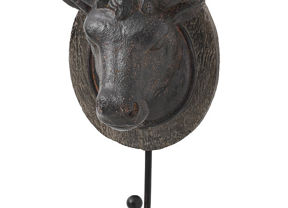 Quirky Cow Coat Hook