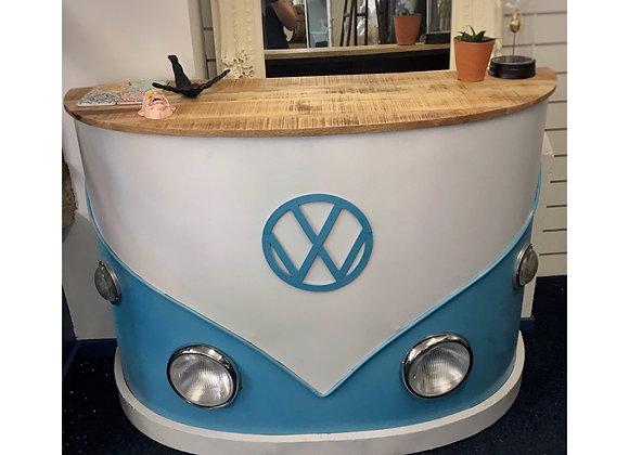 Upcycled VW Bar