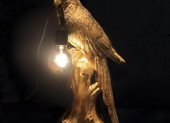 Fantastic, Quirky Parrot Lamp