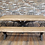 Thumbnail: Stunning, Rustic Wooden Edge Table