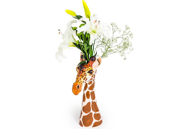 Quirky Large Giraffe Vase