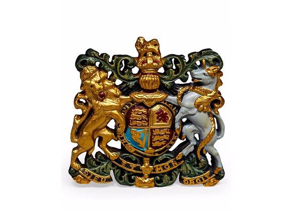 Medium Coat of Arms Wall Plaque
