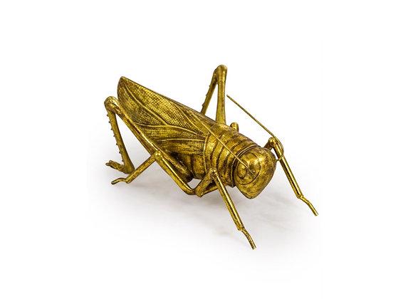 Gold Grasshopper Storage Box