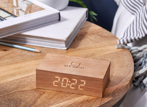 Flip Click Clock (Cherry)
