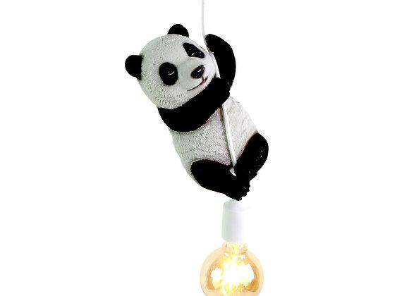 Charming Percy Panda Ceiling Light