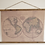 Thumbnail: World Map Wall Decoration