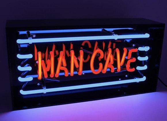 Neon Acrylic Box Light (Man Cave)