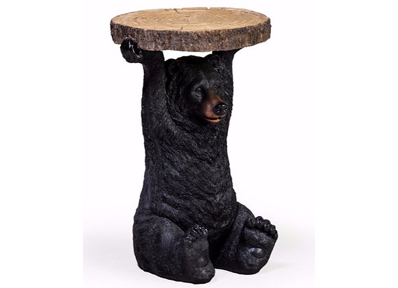 Funky Bruce The Bear Side Table