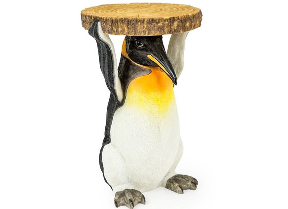 Percy The Penguin Side Table
