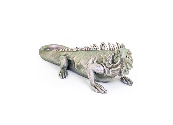 Quirky Extra Large Iguana Ornament