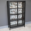 Thumbnail: Stunning Metal Cabinet With Funky Wildlife Backdrop