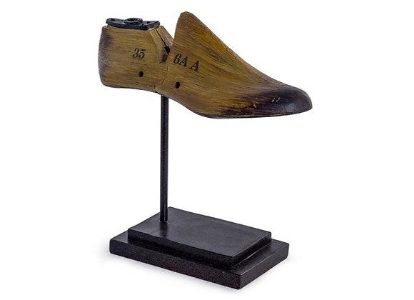 Vintage Style Shoe Last Ornament