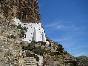 Monastery with steps.JPG