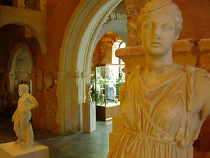 Arch museum statues.JPG