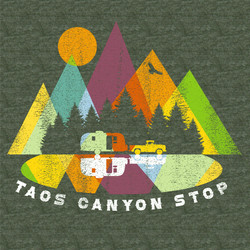 RV PARK TAOS CANYON STOP ANGEL FIRE