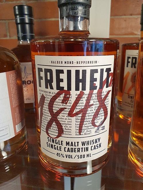 Whisky Freiheit 1848 Cabertin Cask