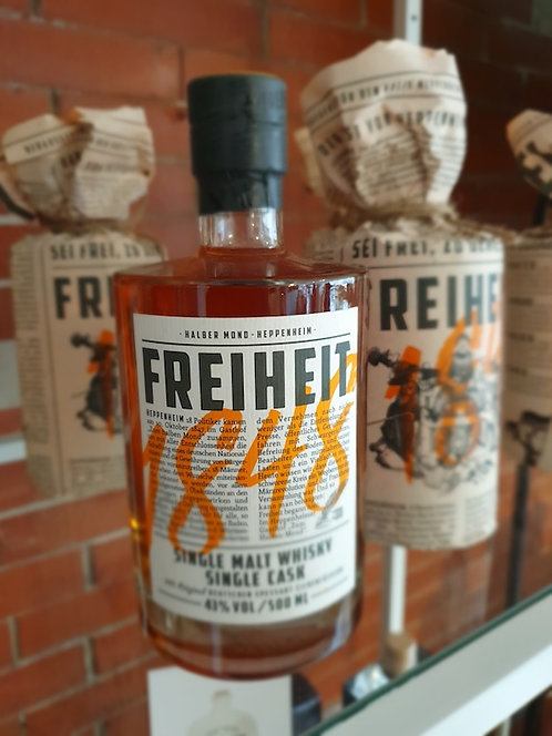 Whisky Freiheit 1848 Single Malt