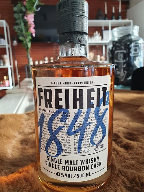 Whisky Freiheit 1848 Bourbon Cask