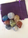 Healing crystals (incl. postage)