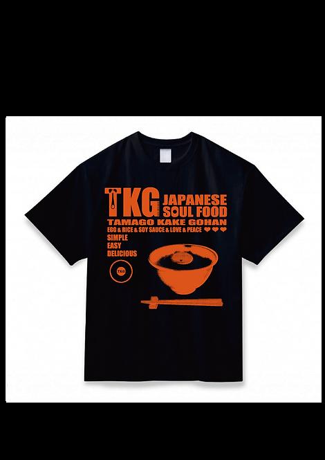 T(KG)シャツ(黒)