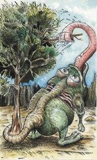 Dinofrog