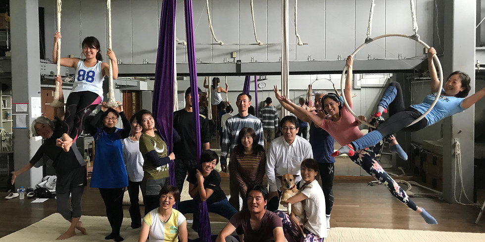 Moggy's Circus Workshop 第二回