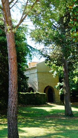 Chateau de caux et sauzens