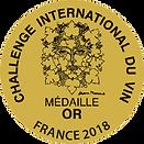 CHALLENGE INTERNATIONAL DU VIN 2017