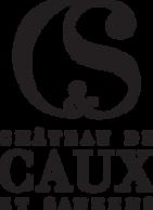 Logo Chateau de Caux & Sauzens
