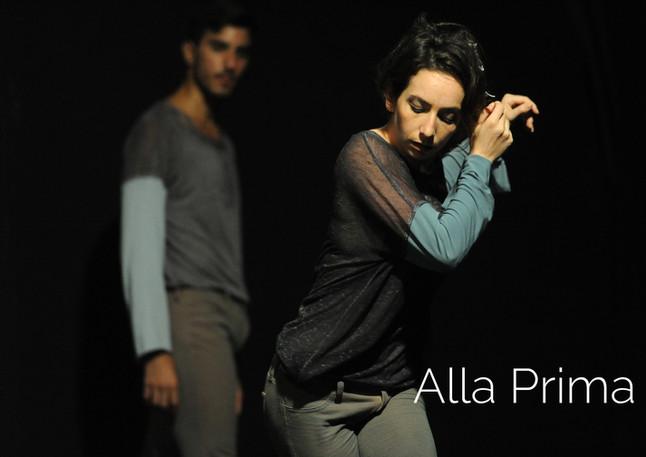 Alla Prima by Keren Horesh Begun