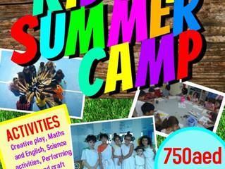 Summer Camp 2019 - Book now to guarantee creative fun this summer