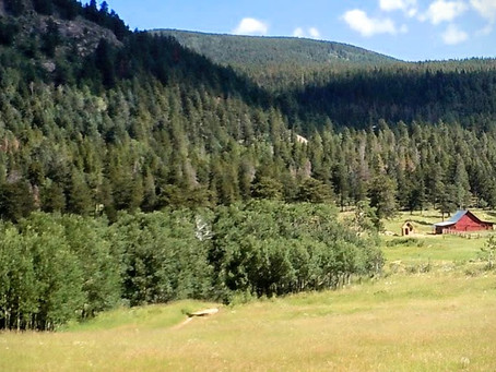 Hike at Caribou Ranch