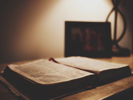 November Verse by Verse - Rev. Jerry Groves
