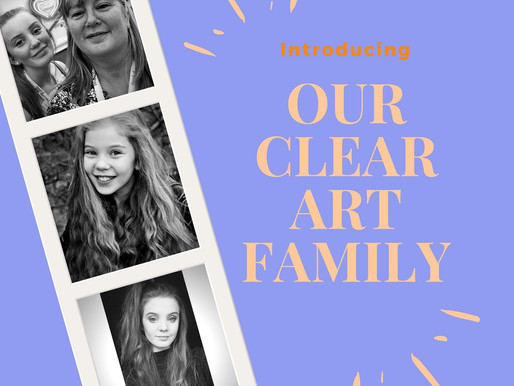 Our Clear Art Family