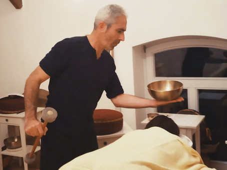 Le massage sonore Peter Hess®: