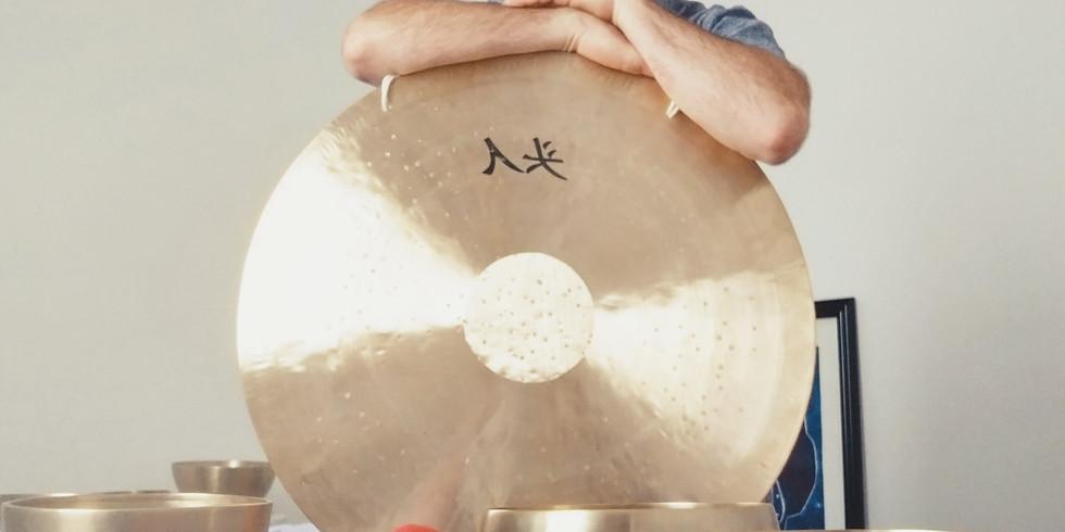 Bain Sonore - Collectif - Bols Chantants & Gong