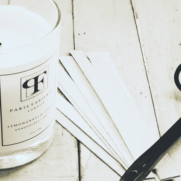 Paris Fabienne London, Bespoke Handmade Candles