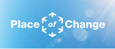 Breyer place of change logo