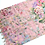 Thumbnail: Echarpe Epice 'Fleurs 1'