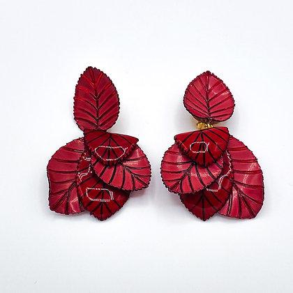 Boucles d'oreille Cilea 'Coton'