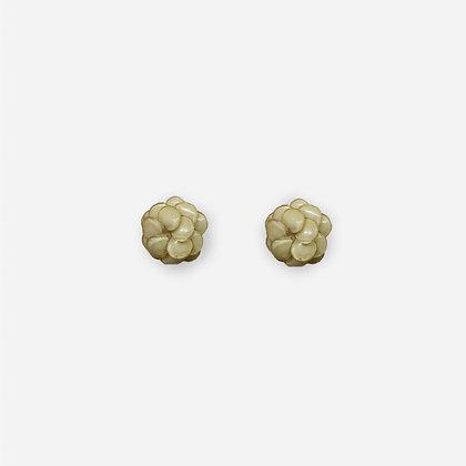 Boucles d'oreille Cilea 'Geranium'