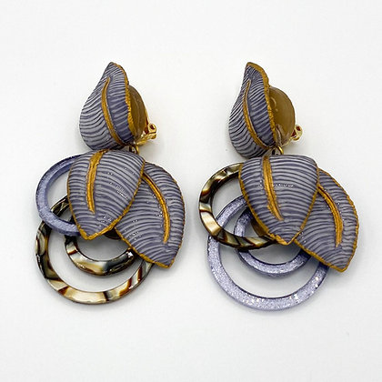 Boucles d'oreille Cilea 'Bergerac'
