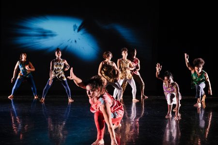 Diversity dances: Rejoice! Diaspora Dance Theater